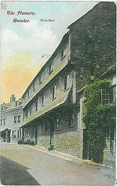 The Nunnery, Dunster, Somerset, England. Some of my ancestors were from Dunster - if you're researching the surname Thomas, do get in touch! esjones <at> btopenworld.com