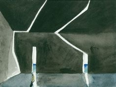 Steven Holl #architecture #sketches