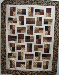 fractions on a roll quilt pattern | Sku #: 137609