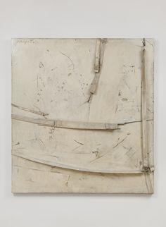 "Salvatore Scarpitta [USA] (b 1919) ~ ""Tishmingo"", 1964. Mixed media on wood.   #art #painting #collage #relief #abstract #conceptualart"