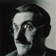 Irving Penn (USA, 1917-2009) Jean Anouilh, 1957 Gelatin silver print on paper