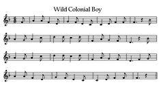 Australian Folk Songs | The Wild Colonial Boy