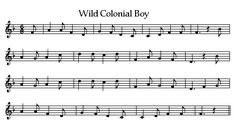 Australian Folk Songs | The Wild Colonial Boy