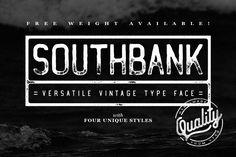 Ultimate Vintage Font Bundle $29 by Vintage Type Co. on @creativemarket
