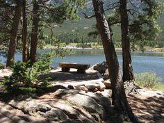 A nice hike around Lilly Lake