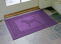 Super durable dachshund doormat gives you and guests a place to wipe your paws. Wiener dog lover gift idea for birthdays, Christmas, hostess & housewarming. Chihuahua Dogs, Boxer Dogs, Weiner Dogs, Dachshund Puppies, Beagle Dog, Pet Dogs, Dog Lover Gifts, Dog Lovers, Dog Door Mat