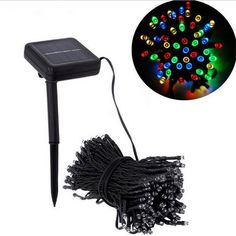 LED Solar Lamp String 6V 8M/12M/17M/22M/30M Christmas Light Holiday Garden Party Decoration Outdoor XmasTree Gift Ornament Decor