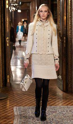 Chanel Métiers d'Art Show http://fashionbagarea.blogspot.com/ $159 Want! #chanel channel bags,channel for men,channel for women,chanel handbags