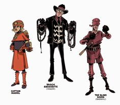 Chris Schweizer's The Crogan Adventures: Marvel Pulp