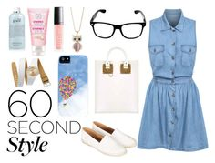 """60secondstyle"" by michelledhrm ❤ liked on Polyvore"