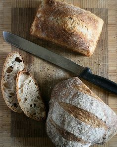 Homemade bread by Monica Shaw