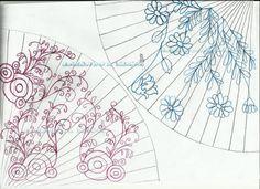 Regalos para el verano abanicos pintados | Aprender manualidades es facilisimo.com