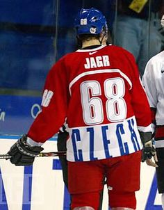2a0014f5238 Jaromir Jagr History Of Hockey