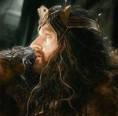 Richard Armitage as Thorin Oakenshield in The Hobbit Trilogy