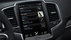 2016 Volvo XC90 Sensus Touchscreen Infotainment Review