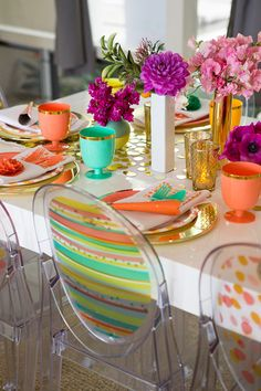 Oh Joy for Target collection tabletop via 100 Layer Cake