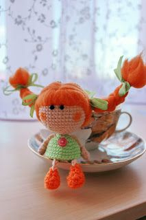 CROCHET - PIPPY LANGKOUS / FIFI BRINDACIER <3 - Fly to Your Heart (pattern ?)