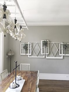 Creating a Window Wall with Old Windows