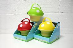 Mushroom Handbag - SF029