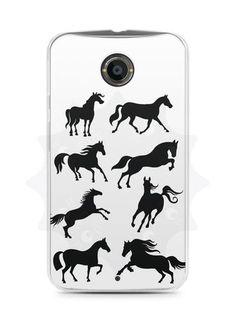 Capa Capinha Moto X2 Cavalos #2