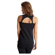 Womens Groove On Top (Black)