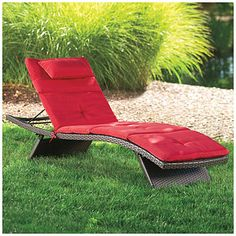Wilson U0026 Fisher® Melrose Cushioned Chaise At Big Lots. On Tanque Verde.  This. Yard FurnitureOutdoor FurniturePatio IdeasOutdoor ...