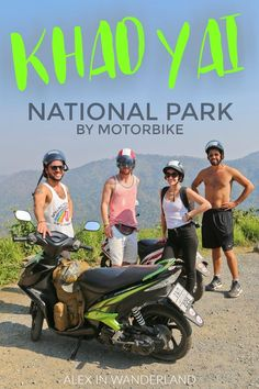 Did you know ThailanD has one hundred and twenty-seven national parks?  I made it a goal this year to explore a handful of them. I started, appropriately, with Thailand's first: Khao Yai National Park, just a few hours northeast of Bangkok.
