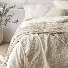 Target Bedding, Bedding Sets, Home Bedroom, Master Bedroom, Throw Pillows Bed, How To Make Bed, Designer Pillow, Bed Sizes, Living Spaces