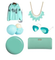 """Mint Green"" by brookiea on Polyvore featuring beauty, Zodaca, AQS by Aquaswiss, INC International Concepts, River Island and Jin Soon"