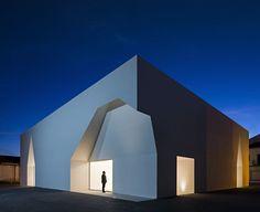 Aires Mateus, Nelson Garrido · Meeting Centre in Grândola