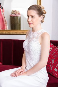 Wedding Dresses, Fashion, Sophisticated Bride, Occasion Dresses, Short Gowns, Ball Gown, Dress Wedding, Bridal Dresses, Moda