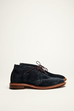 Awesome desert boots.