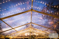 Bud lighting on a clear marquee ceiling as night falls. Clear Marquee, Marquee Wedding, Amazing Weddings, Sunshine Coast, Byron Bay, Gold Coast, Corporate Events, Bud, Big Day