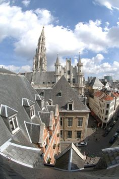 Brussels....lived here for 13 years