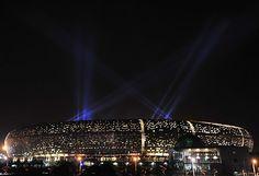 FNB Stadium aka 'Soccer City', Johannesburg