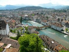baden, switzerland. I lived in Gebenstorf, which was very close to here.