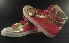 370f9d97918 Apple Bottom Kishia High Top Shoes Pink Size 8 Womens NEW