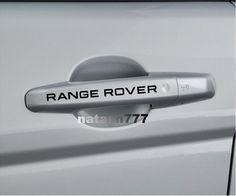 SPORT Door Handle DECALS stickers Chevy Ford Dodge Toyota Honda Racing Race Car