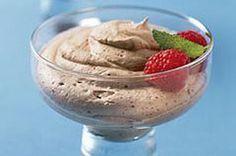 Easy TOBLERONE Chocolate Mousse Recipe