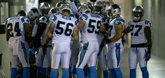 Getting ready to put a hurting on the buccs on week 7 of the 2013/2014 season lets go panthers