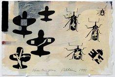 Richard Killeen drawings 1993