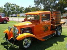 "hot rod show truck | ... Ford Model A "" Jack Daniels "" Hot Rod Truck 