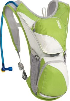 The CamelBak WSD Aurora Hydration Pack is a perfect companion for cycling.