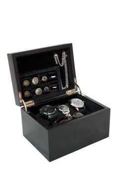 This Harrison Basford Marshall Cambridge Jewellery Box is perfect