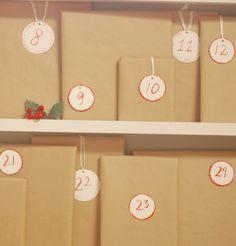 24 Christmas books...instead of an advent calendar