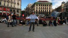 Gönderen : Salih Eroglu  | Puerta del Sol Madrid / İspanya