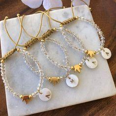 Cute Bracelets, Handmade Bracelets, Beaded Bracelets, Bridal Jewelry, Beaded Jewelry, Bracelet Making, Jewelry Making, Homemade Jewelry, Trendy Jewelry