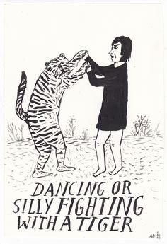 Angela Dalinger  #illustration