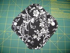 Panty Liner & Regular/Post Partum Versions Tutorial below copied with permission by Take Time to Smell the Rose Panty Liner Version A sample pattern is prov