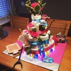 'Schijt aan mijn leeftijd' taart